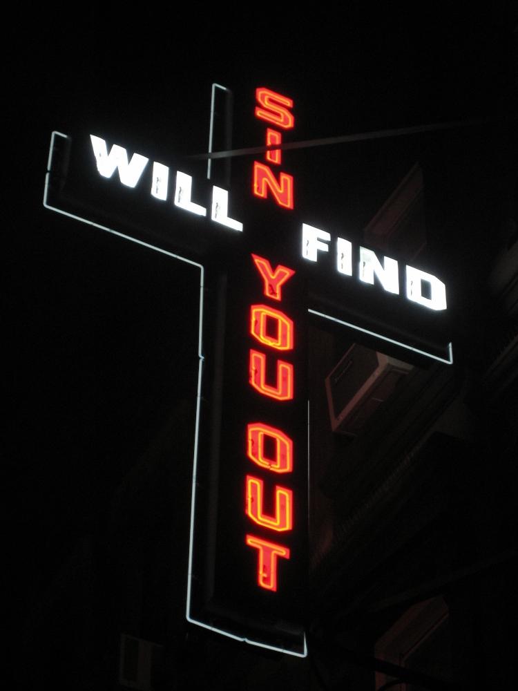 New York Neon Sacred Neon
