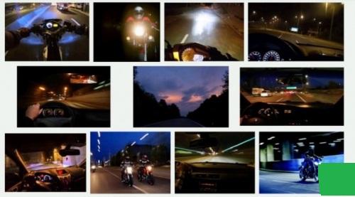 Đèn xe máy hư hỏng phát hiện như thế nào?
