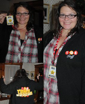 I was also  blessed  with naturally Liz-ish brown hair so when I threw this costume together last year it didnu0027t take much extra effort  sc 1 st  life by tv & life by tv: Costume idea: Liz Lemon of