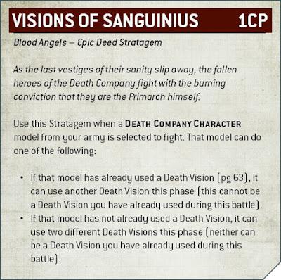 Visiones de Sanguinius