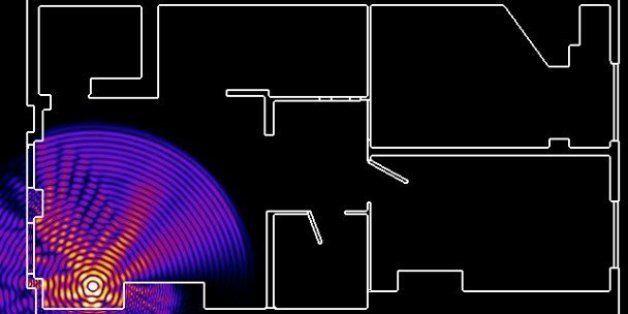 Cara Cek Penyebaran Sinyal WiFi di Rumah atau Suatu Bangunan