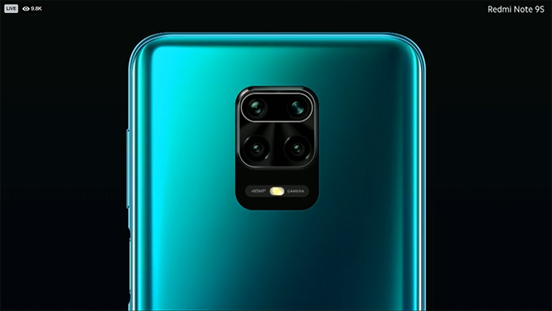 Redmi Note 9S finally coming to PH!