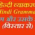 लिंग (Gender) की परिभाषा | अर्थ | लिंग के भेद | Ling ke Bhed & Paribhasha Grammar