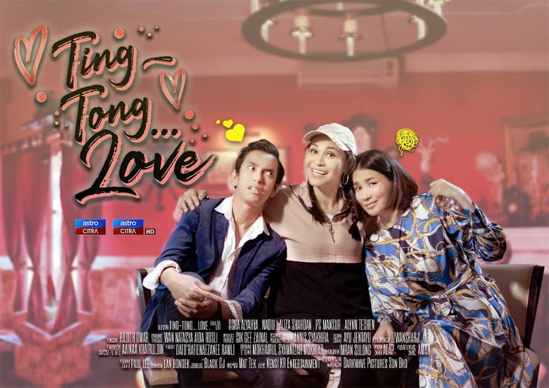 Telefilem Ting Tong Love Astro Citra