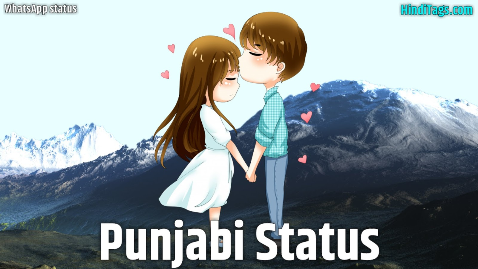 Loving status in Punjabi