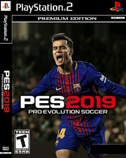 Download Pro Evolution Soccer 2019 PS2 ISO