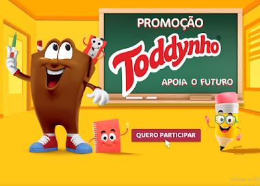 PROMOÇÃO Toddynho - Apoia o Futuro