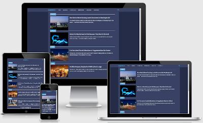 Download Template Blogger Safelink Smartlink 2019 Responsive