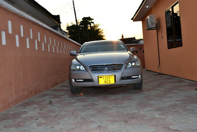 Wema Sepetu Car