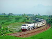 Jalur KA Jogja-Jateng Aktif Lagi, ke Borobudur Jadi Kian Mudah
