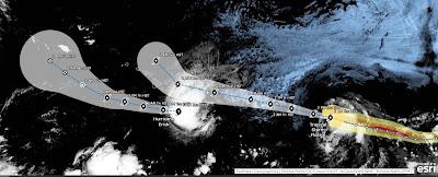 NOAA storm tracker