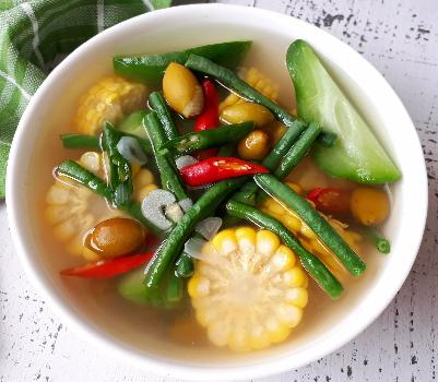 Resep Masakan Rumahan Sayur Asem