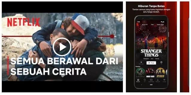 Aplikasi Streaming Film