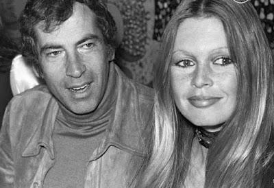 Brigitte Bardot&Roger Vadim