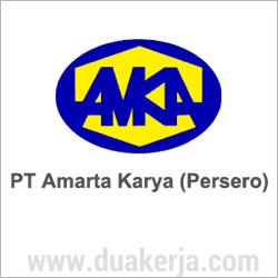 Lowongan Kerja PT Amarta Karya (Persero) Terbaru Februari 2019