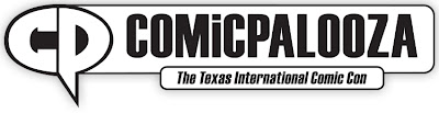 Comicpalooza Texas' International Comic-Con Logo