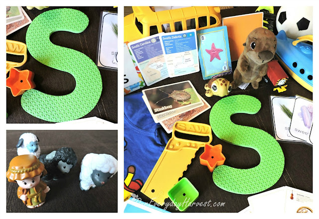 Preschool Homeschool Language Arts Lessons
