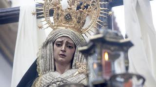 La Soledad de Córdoba suspende el traslado procesional a su nueva sede de Franciscanos