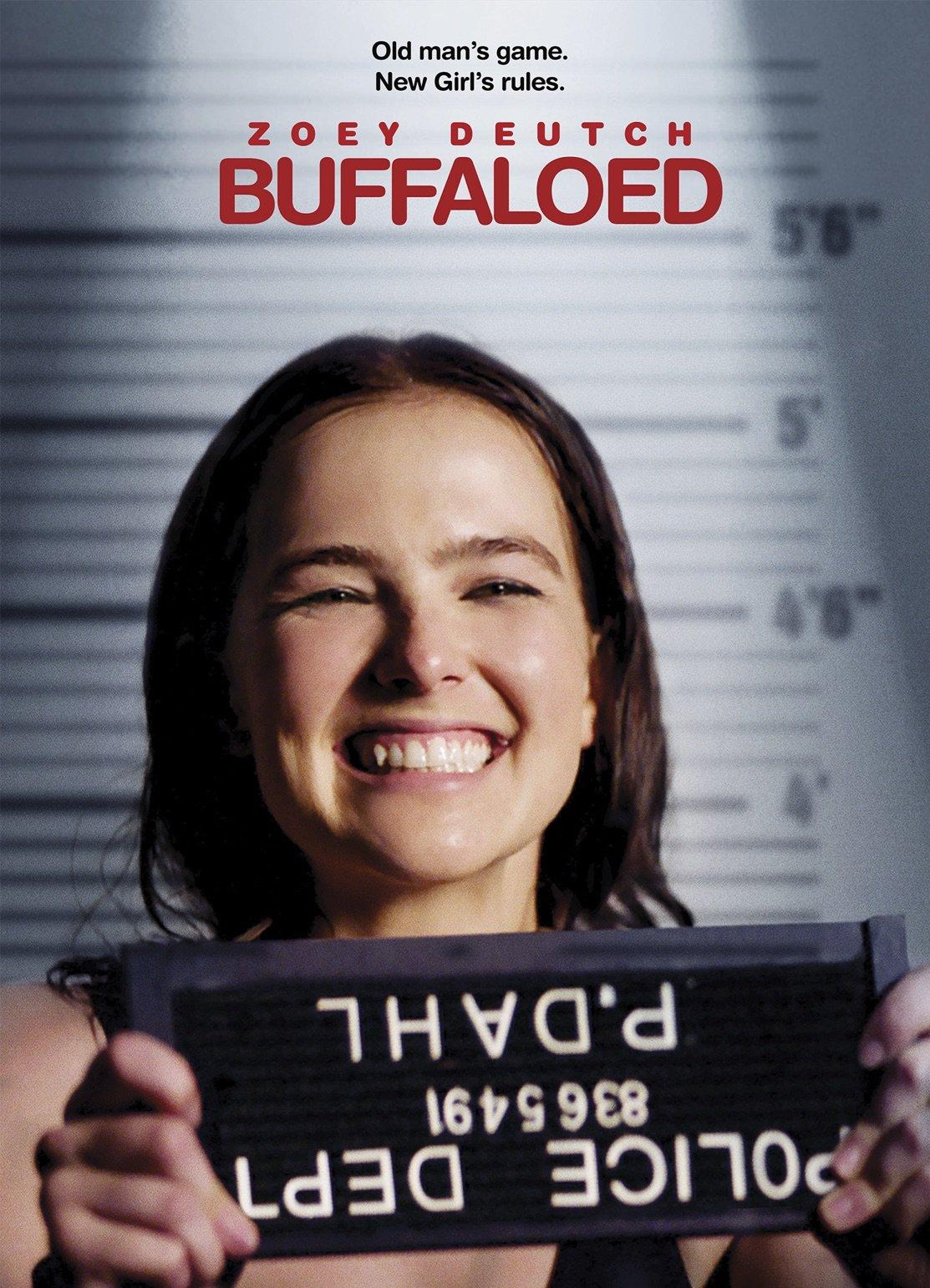 Buffaloed [2019] [DVDR] [NTSC] [Subtitulado]