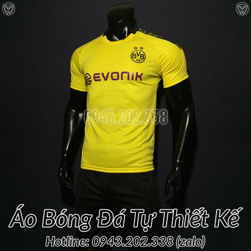 Áo Câu Lạc Bộ Dortmund 2020 SN