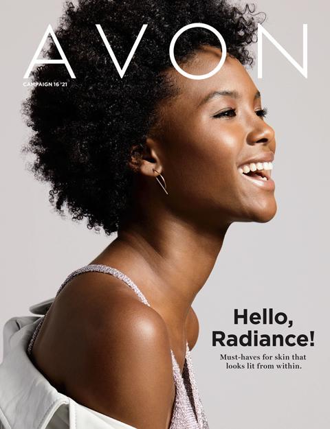 Hello, Radiance! Avon Campaign 16 2021 - Flyer Online