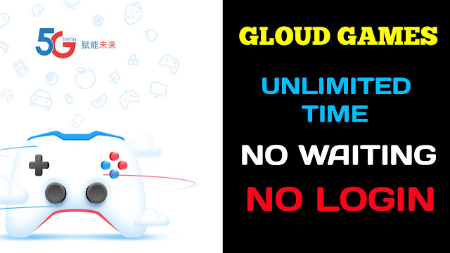 Gloud Games Unlimited Time No Waiting Without Vpn