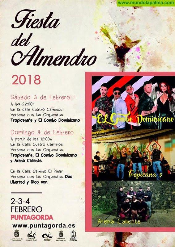 Fiesta del Almendro en Flor - Orquestas
