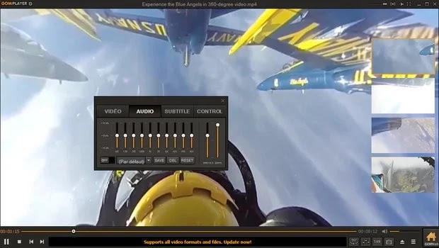 تنزيل برنامج جوم بلاير لتشغيل الفيديو والصوت للكمبيوتر اخر اصدار