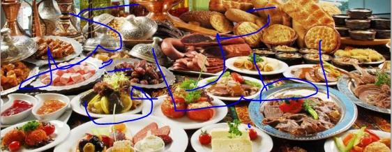 أفضل المطاعم التركية في جدة