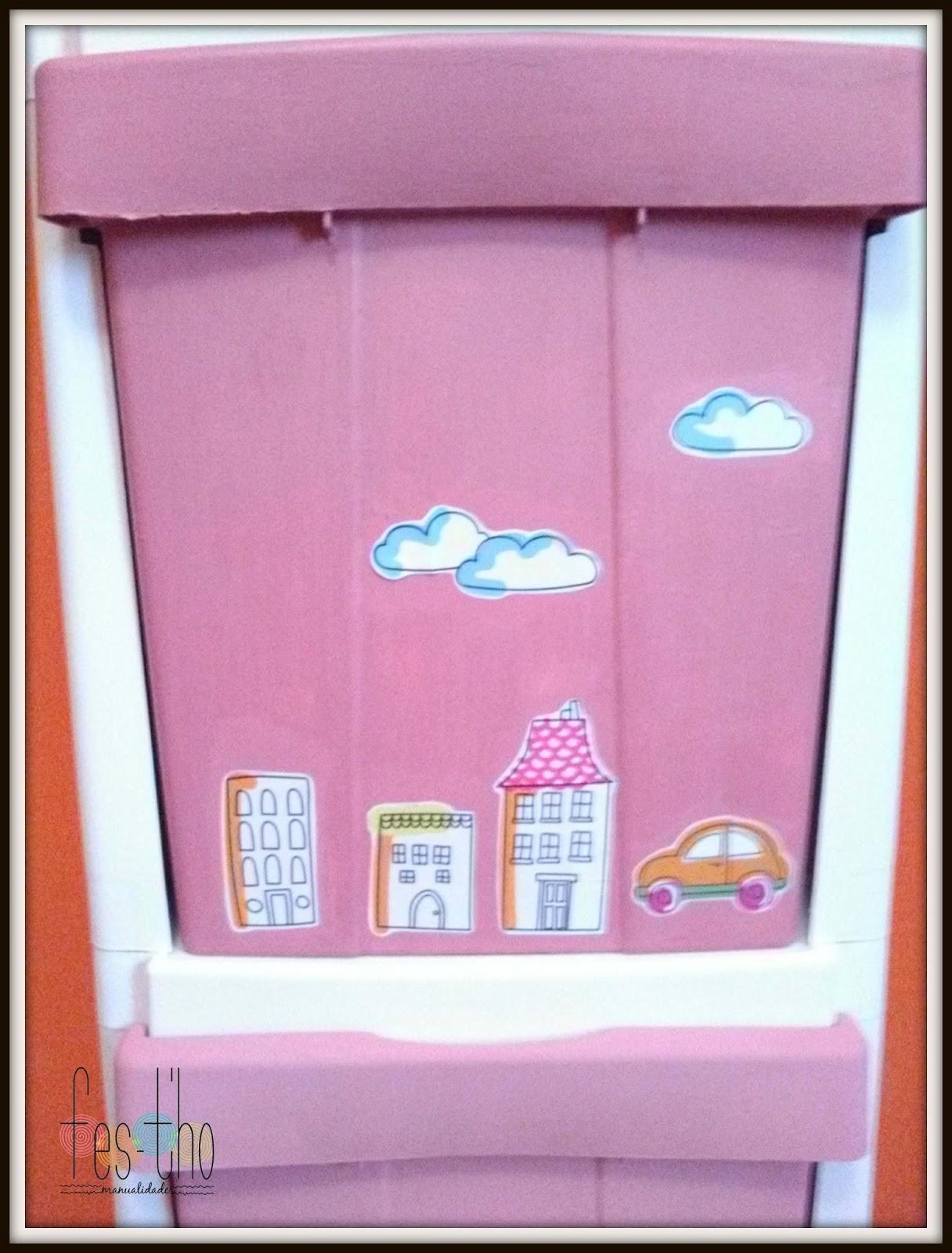 Fes t 39 ho manualidades un armario para los juguetes - Armario para juguetes ...