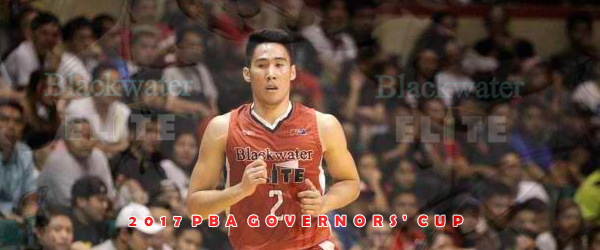 List of Leading Scorers Blackwater Elite 2017 PBA Governors' Cup