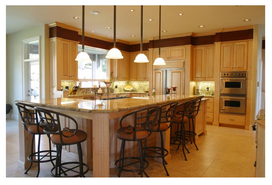 beautiful kitchen lighting  back 2 home
