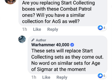 replace start collecting