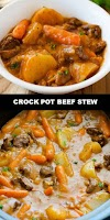 #The #World's #most #delicious #Crock #Pot #Beef #Stew