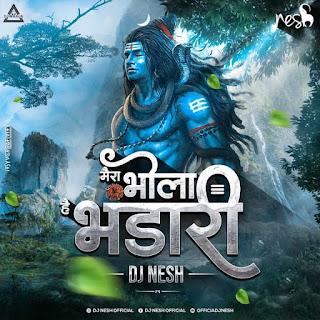 MERA BHOLA HAI BANDARI (REMIX) - DJ NESH