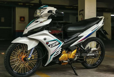 Modifikasi Jupiter MX ThaiLook