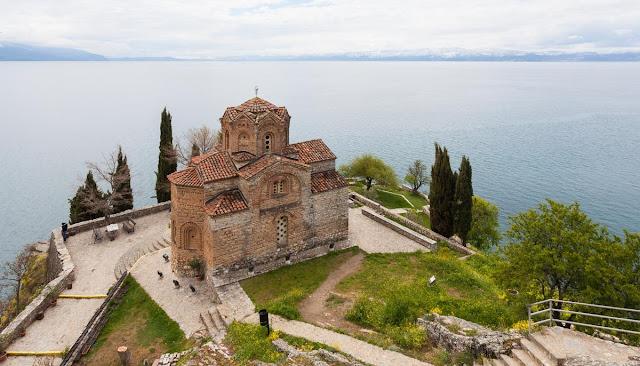 iglesia san juan kaneo kosovo