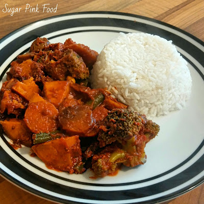 Vegetable Curry recipe slimming world