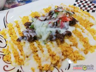 shawarma rice, Zaika House of Kebabs and Shawarma, Marikina