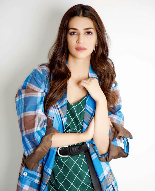 Kriti Sanon Indian Casual Dress 2020