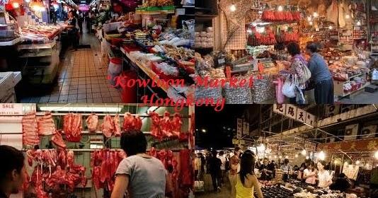 Pelangi Dunia: Ragam Pasar Tradisional