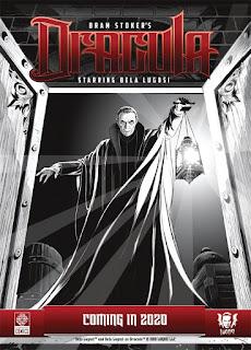 Legendary Comics Bram Stoker's Dracula with Bela Lugosi