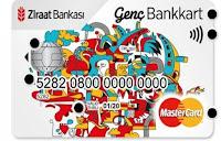 Ziraat Genç Bankkart Banka ve Kredi Kartı
