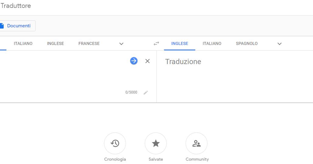 Google Traduttore Si Rinnova Sul Web In Pieno Stile Material Theme