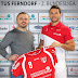 Handball: Stojcevski mitTuS Ferndorf abgestiegen