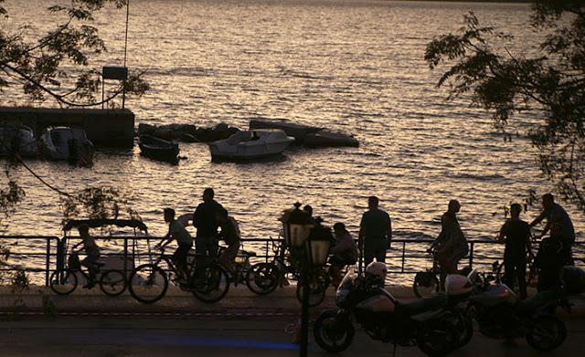 Ήγουμενίτσα: Με ποδήλατο στην Ηγουμενίτσα...