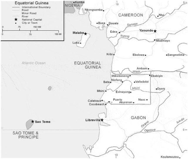 image: Equatorial Guinea Map location