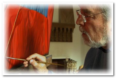 """الفنان """"كلاوديو برافو"""" .. مسار العالمية من الشيلي إلى تارودانت"""