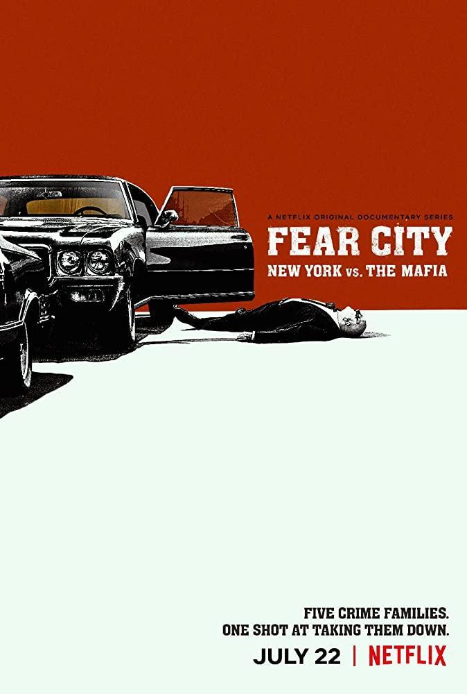 Fear City: New York vs the Mafia Temporada 1 Completa 720 Latino