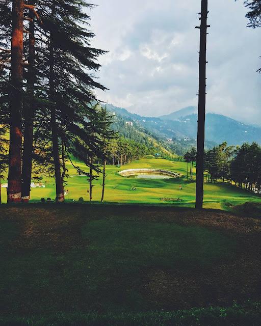 Naldehra Golf Course, Shimla